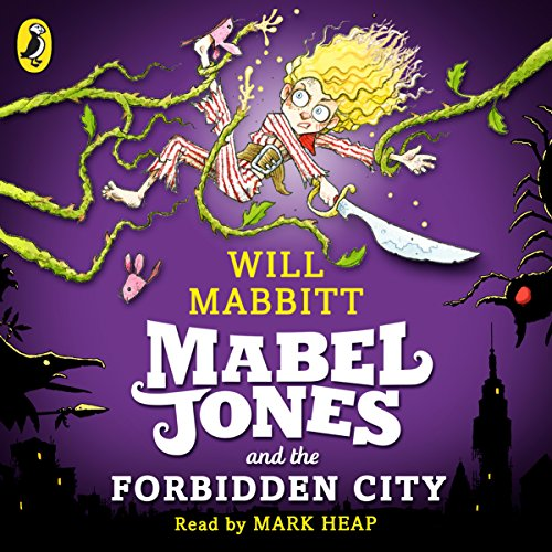 Mabel Jones and the Forbidden City cover art