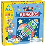 ORB Factory - ORB62576 - Loisir Creatif - Premieres Mosaique - Vehicules