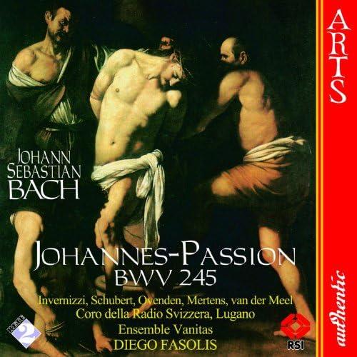 Coro della Radio Svizzera, Ensemble Vanitas & Diego Fasolis