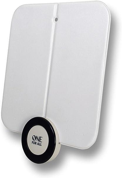 One For All SV9215, Antena Ultra plana de TV para Interior ...