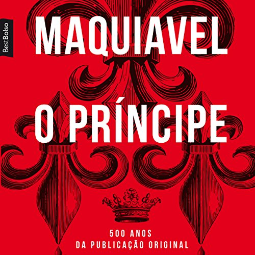 O Príncipe [The Prince] audiobook cover art