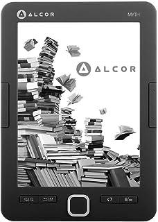 Alcor Myth E Book Reader 4GB, 5999561502632, Schwarz, One Size