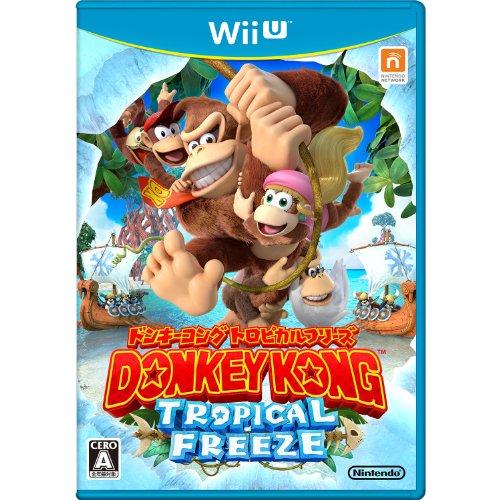 ドンキーコングトロピカルフリーズ-WiiU