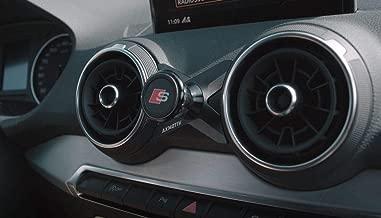 Magnettelefonhalter für Audi Q2 Magnet Phone Holder for Audi Q2 Black