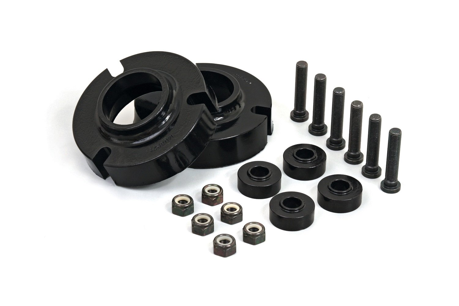 Ford F150 1.5 Leveling Kit all transmissions fits 1997 to 2003 2WD all cabs KF09105BK Made in America Daystar