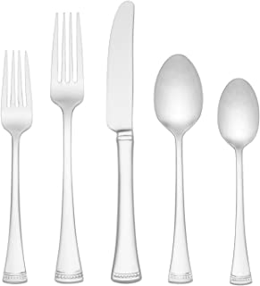 Lenox Portola 5-Piece Stainless Place Setting, Service for 1
