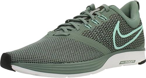 Nike Nike Basket, Couleur Vert, Marque, modèle Basket Zoom Strike Vert