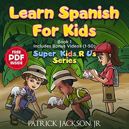 Learn Spanish for Kids Titelbild