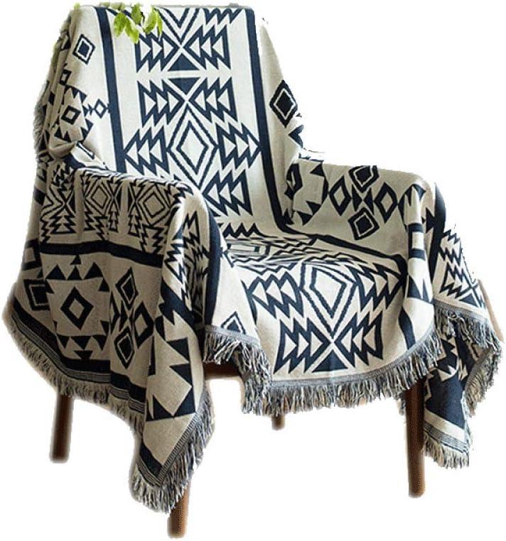 Sofa Blanket Throw Cover Reversible Bohemian 大好評です 売り出し Multifunction
