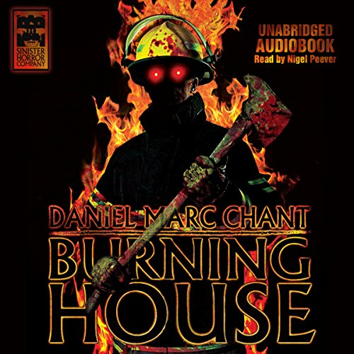 Burning House cover art