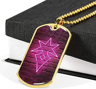 FFXIV, Final fantasy xiv, ffxiv soul crystal, Soul of the dark knight, ffxiv cosplay, ffxiv necklace, ffxiv soul stone, ff...