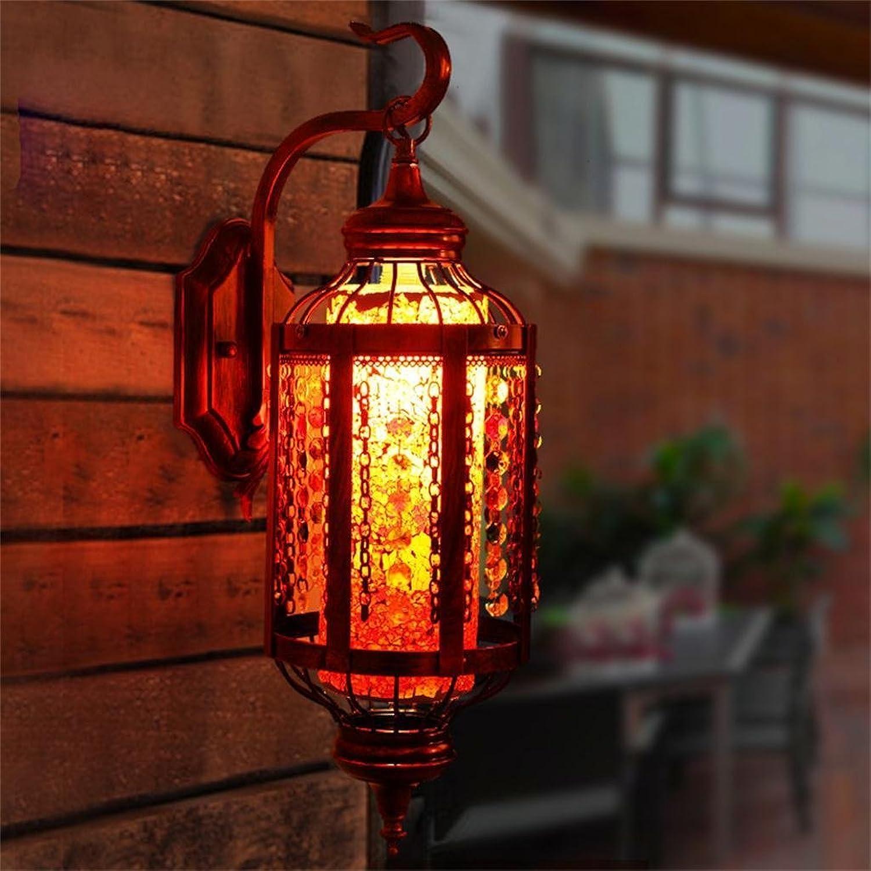 Flash-Wohnzimmer Schlafzimmer Treppe Licht Café-Bar Bohemian Wandleuchte B01GPECG1K     | Überlegene Qualität