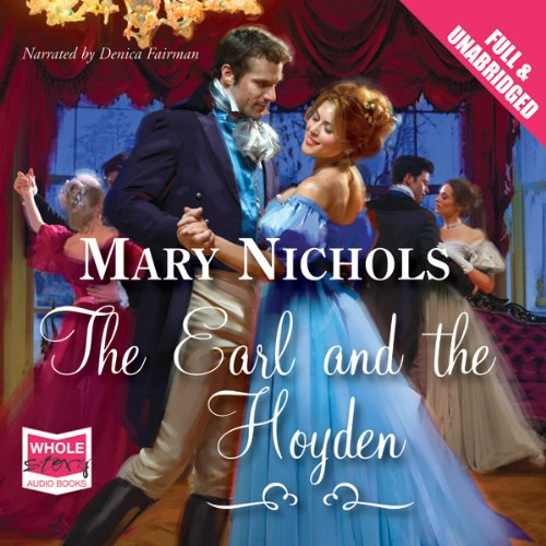 The Earl and the Hoyden audiobook cover art