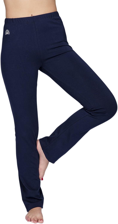Sonnengruss de Yoga pour Femme - Bleu Foncé