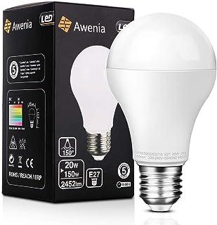 Bombilla Redonda 5 LED LED Bombillas Pack Blanca 18W DLX srdCBothQx