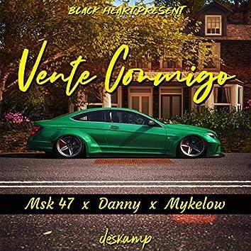 Vente conmigo (feat. Danny & Mykelow)