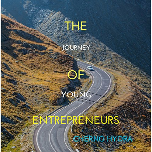 The Journey of Young Entrepreneurs audiobook cover art