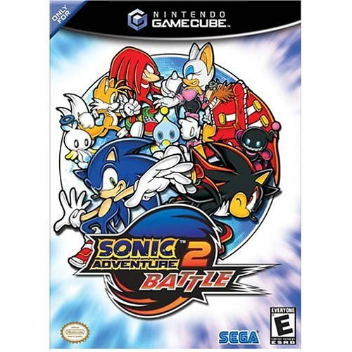 Sonic Adventure 2 Battle - GameCube (Renewed)