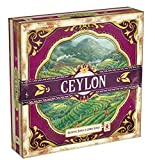 Tesla Games- Ceylon Gioco da Tavolo, TS6219