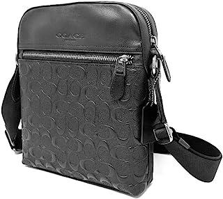 Houston Flight Bag In Signature Leather Black