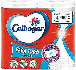 Colhogar - Papel Cocina Paratodo 4=12 rollos