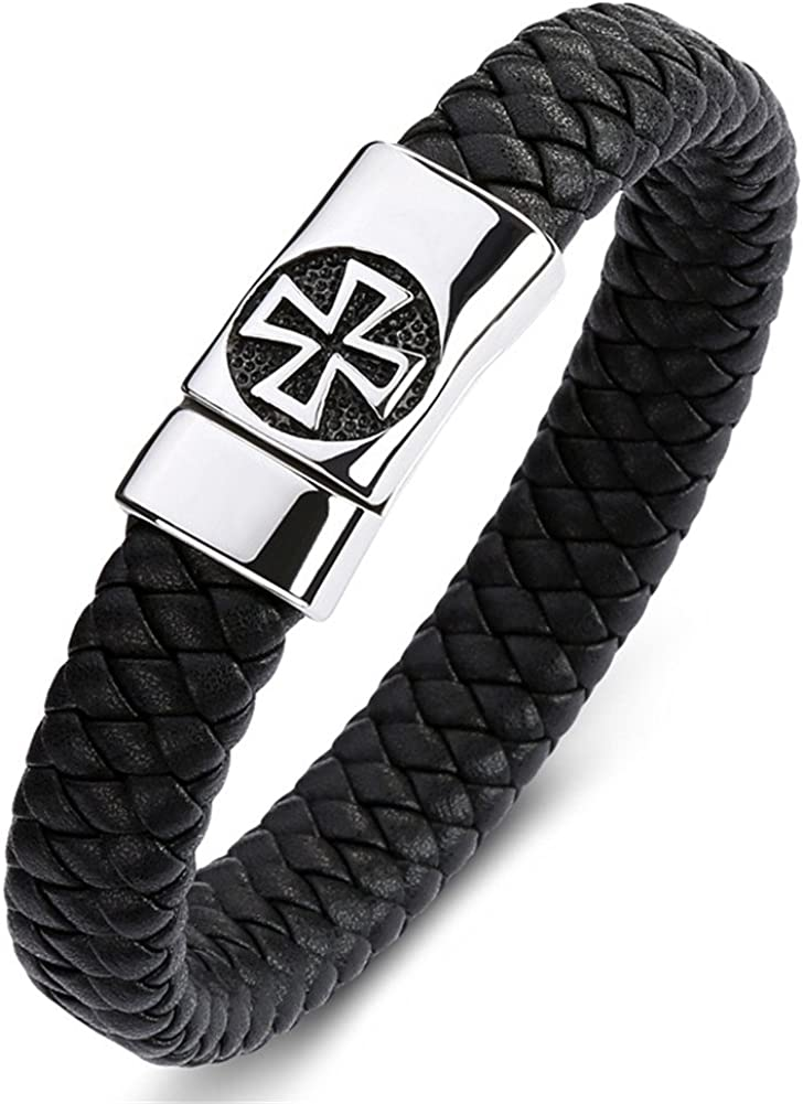 LiFashion LF Mens Womens Teens L Braided Stainless Steel Excellence Genuine Sales results No. 1