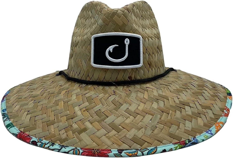 Avid Gear Adult Straw Hat