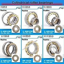 Ochoos 65x120x31 mm Cylindrical Roller Bearings NJ2213 NU2213 N2213 NF2213 RN2213 NUP2213 6512031 E EM M C3 ECP C4 MA J - (Length: - NJ 2213 -)