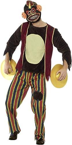 Horror-Shop Zombie Zirkusaffe Supreme Kostüm M