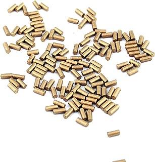 CooBigo (2.2 * 5mm 60g/Pack(Approx450~500pcs) Ferrocerium Lighter Flint Stone for Petrol or Gas Lighters Accessories #FLQ178-B/G