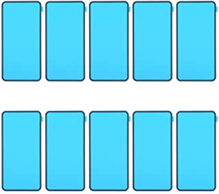 قطع غيار اصلاح الهاتف المحمول 10 قطع غطاء الإسكان الخلفي لاصق متوافق مع اسوس زين فون 3 ZE552KL