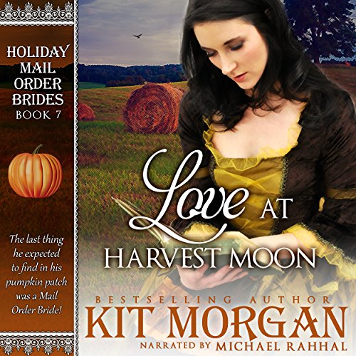 Love at Harvest Moon audiobook cover art