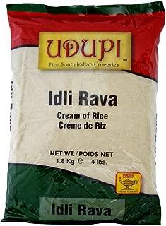 Udupi Idli Rava (Cream of Rice) - 4lb (Pack of 2)