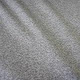Stoff Meterware Bündchenstoff Schlauchware Jersey grau