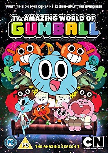 Amazing World Of Gumball: Season 1 [Edizione: Regno Unito] [Edizione: Regno Unito]