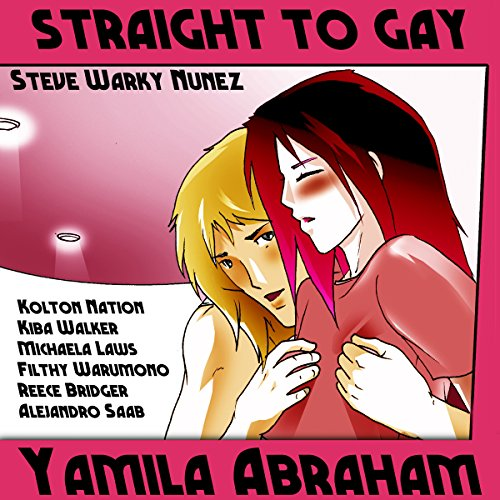 Straight to Gay audiobook cover art