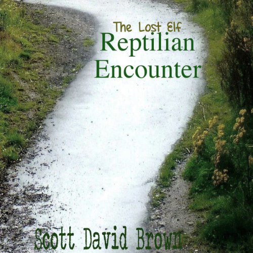 Reptilian Encounter audiobook cover art