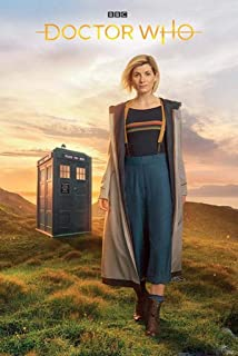Doctor Who 13th Doctor Maxi Poster 61 x 91.5cm