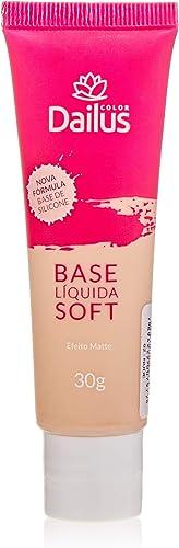 Base Bisnaga Líquida Soft 02- Nude, Dailus, Nude