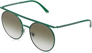 Giorgio Armani AR 6069 GREEN/GREEN SHADED women Sunglasses