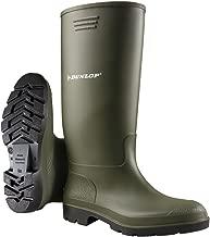 Dunlop Protective Footwear Dunlop Pricemastor BBG, Wellington Boots Unisex Adults, Green (Green), 9 UK