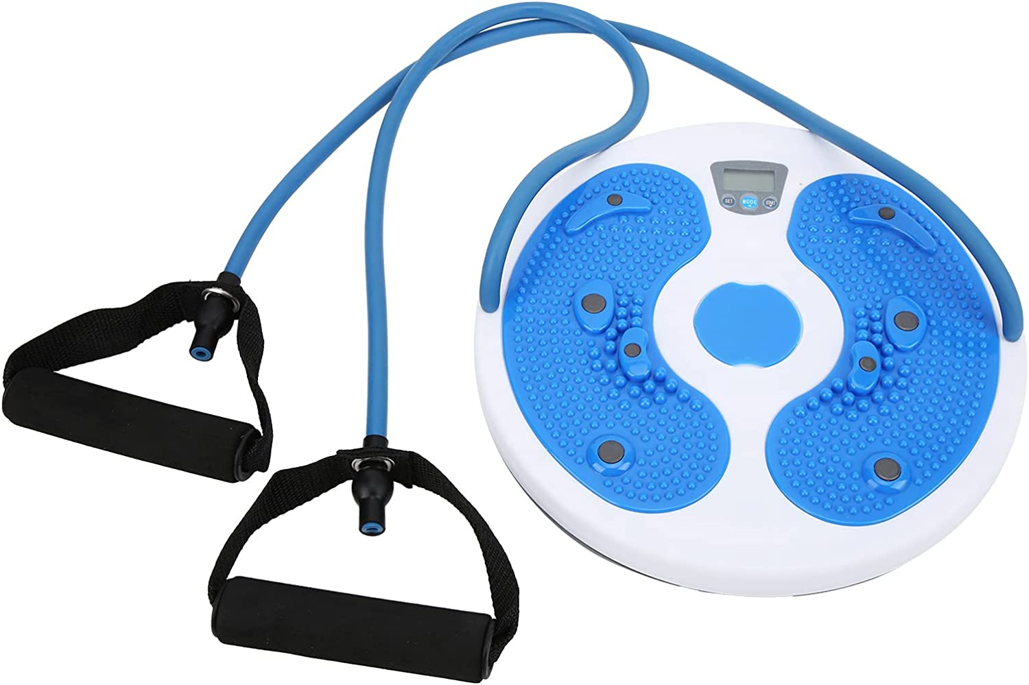 Quantity limited Over item handling ☆ Vbestlife Electronic Calorie Count Fitness Twister Waist Plate