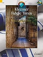 Klezmer Fiddle Tunes + Cd: 33 Pieces - Performances and Play-along Tracks (Schott World Music)
