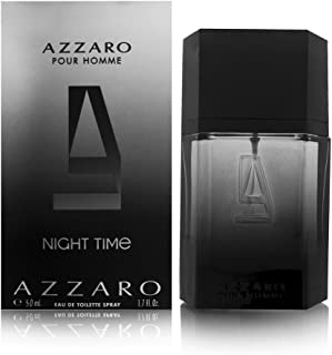 Azzaro Night Time Men for Men Eau de Toilette 50ml