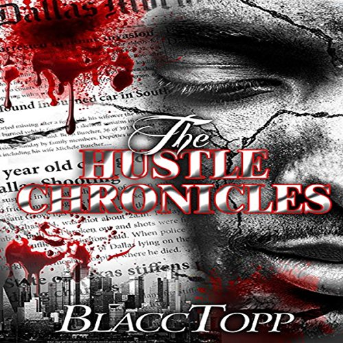The Hustle Chronicles audiobook cover art