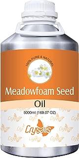 Crysalis Meadowfoam Seed Oil Pure & Natural Oil 5000ML