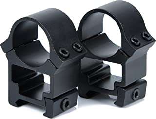 WOLTIS 1 Inch High Profile Scope Rings - 1