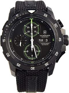 Victorinox Alpnach Automatic Movement Black Dial Men's Watch 241527