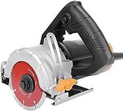 Tratamiento de la madera de múltiples funciones de la máquina de corte, 2300W 220V circular Sierra eléctrica doméstica pequeña sierra circular de 110 mm de la hoja del tirón