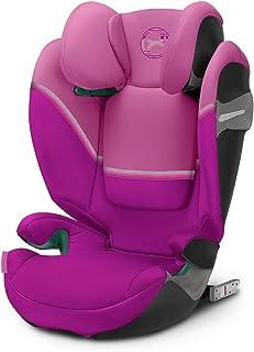 Cybex Gold Autostoeltje voor kinderen Solution S i-Fix, voor auto's met en zonder ISOFIX, 100-150 cm, vanaf ca. 3 tot 12 j...